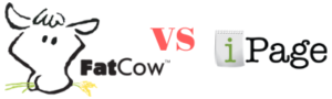 fatcow vs ipage review